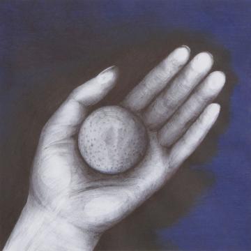 Amulets- Soapstone. Ballpoint pen. 21 x 29 cm. 2015